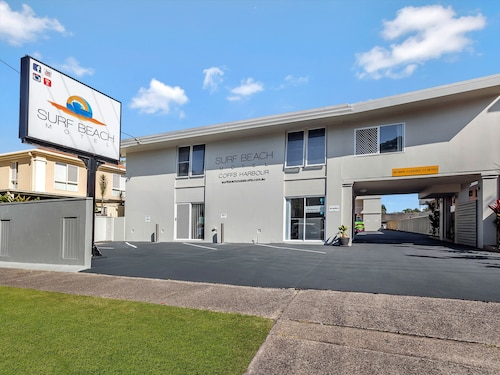 Surf Beach Motel Coffs
