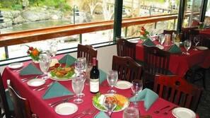 Mittagessen und Abendessen
