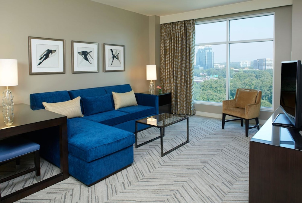 Room, Hyatt Regency Atlanta Perimeter at Villa Christina