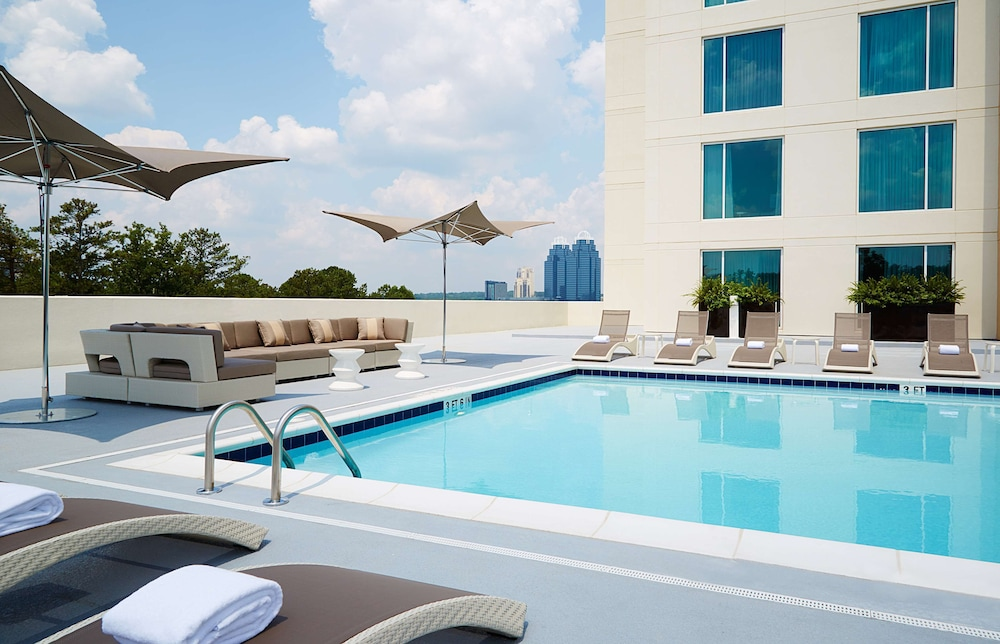 Pool, Hyatt Regency Atlanta Perimeter at Villa Christina