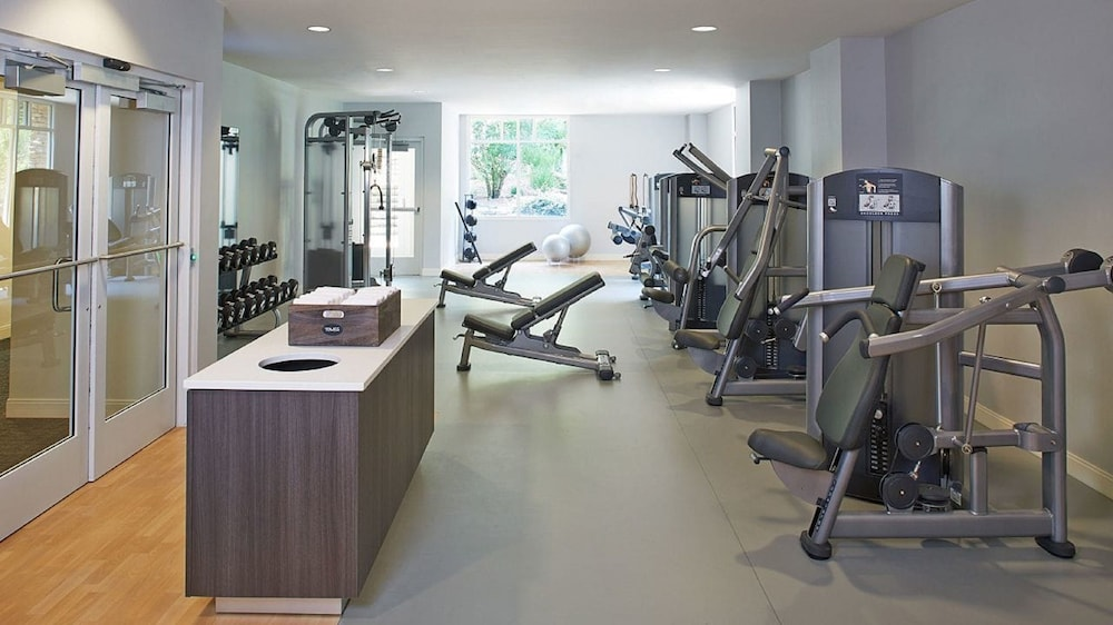 Fitness Facility, Hyatt Regency Atlanta Perimeter at Villa Christina