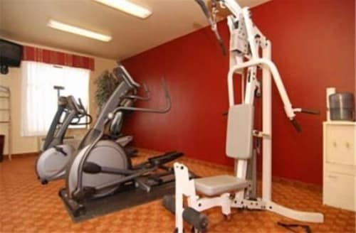 Gym, Quality Inn & Suites