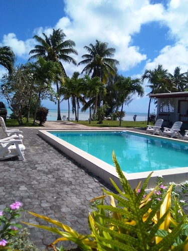The Reef Motel Aitutaki