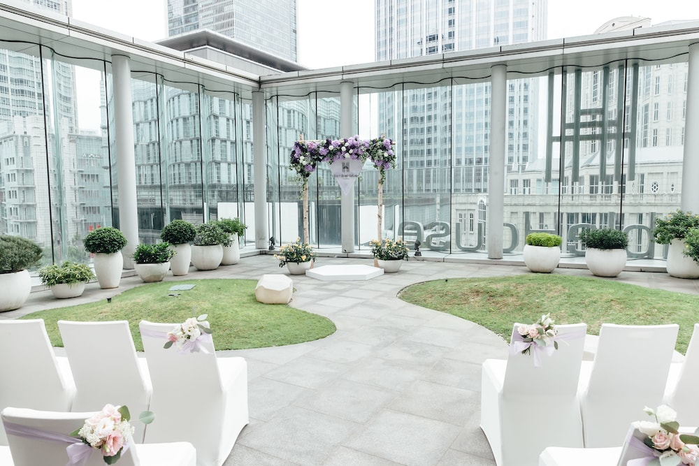 Outdoor Wedding Area, Humble House Taipei