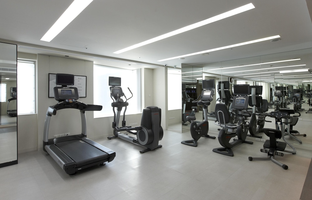 Gym, Humble House Taipei