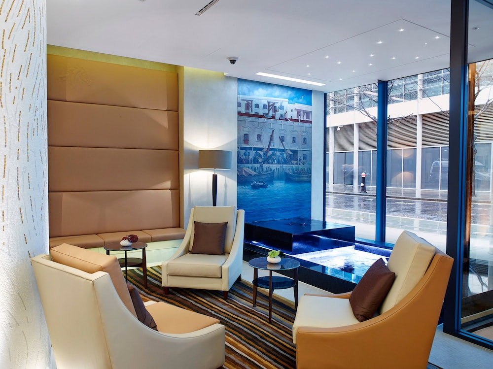 Lobby, Cheval Three Quays