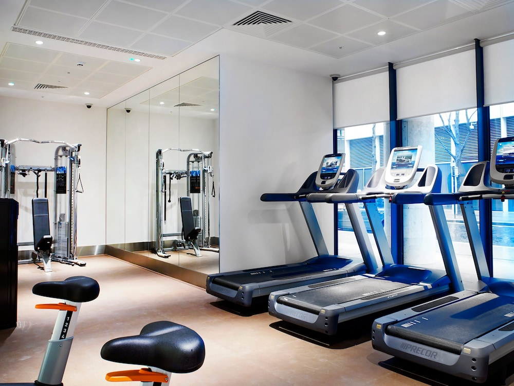 Gym, Cheval Three Quays