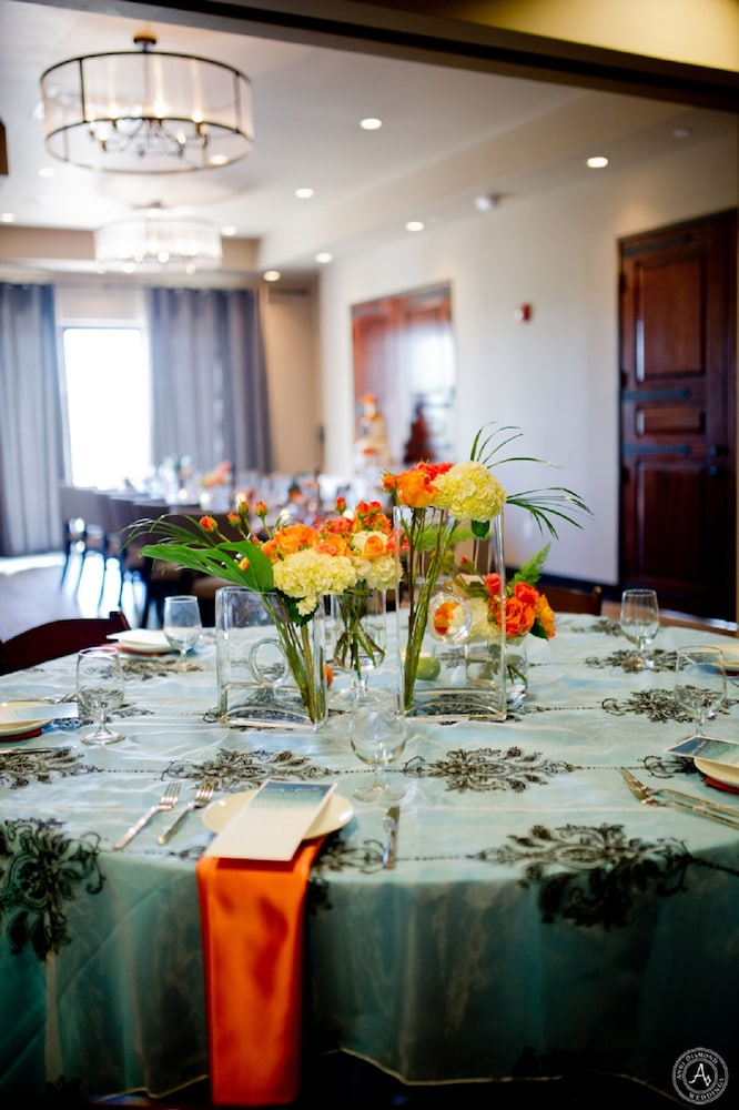Banquet Hall, The Hotel Zamora