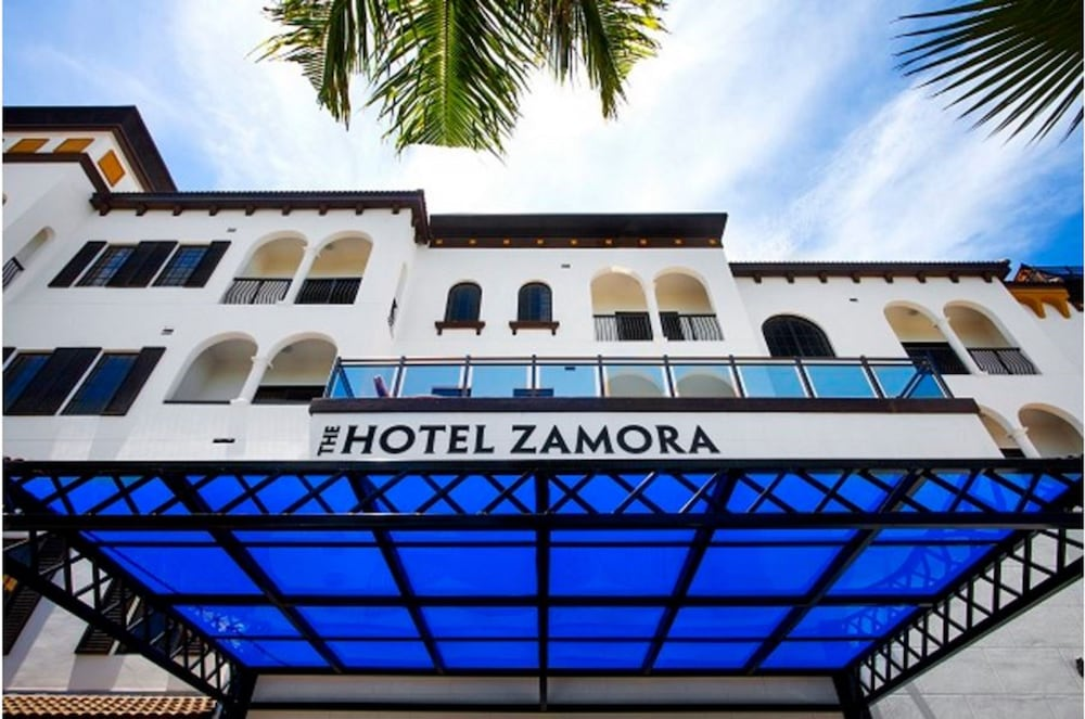 Front of Property, The Hotel Zamora