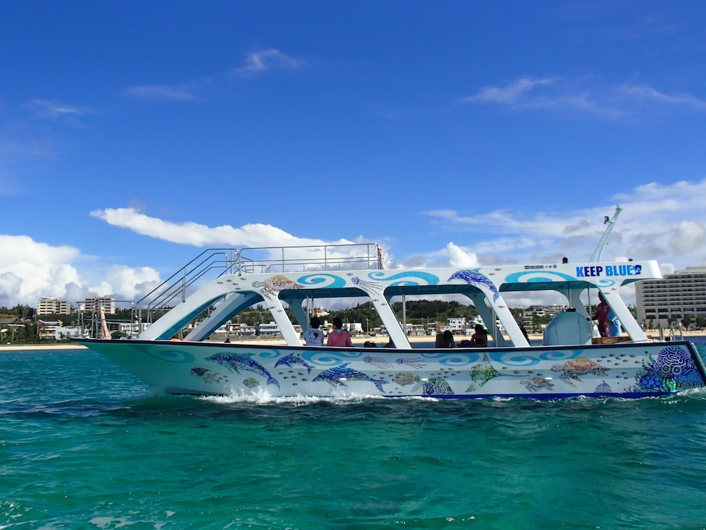 Boating, Hotel Monterey Okinawa Spa & Resort