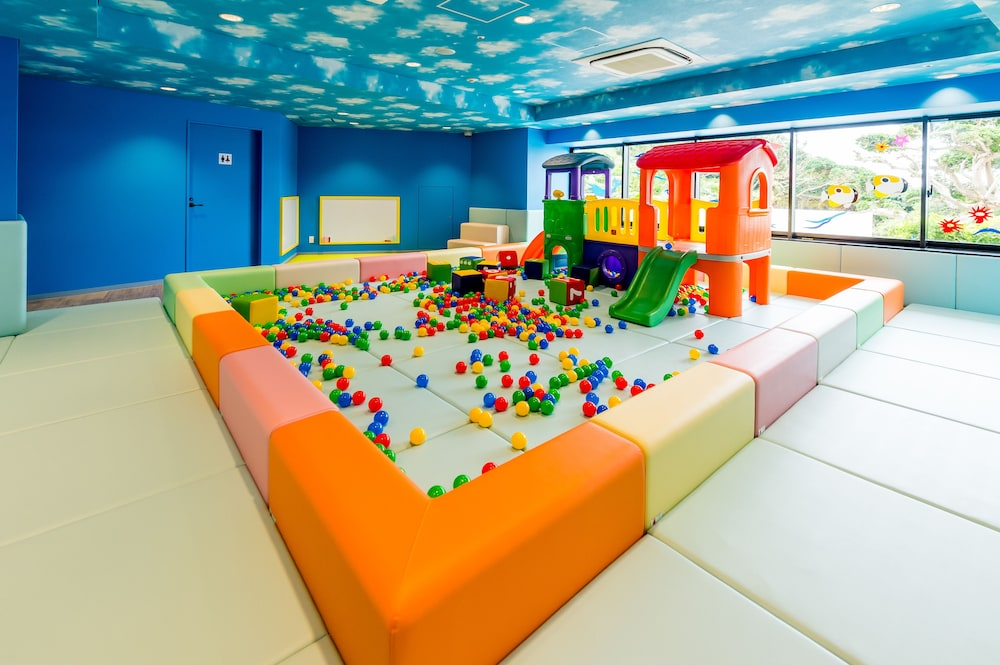 Children's Area, Hotel Monterey Okinawa Spa & Resort