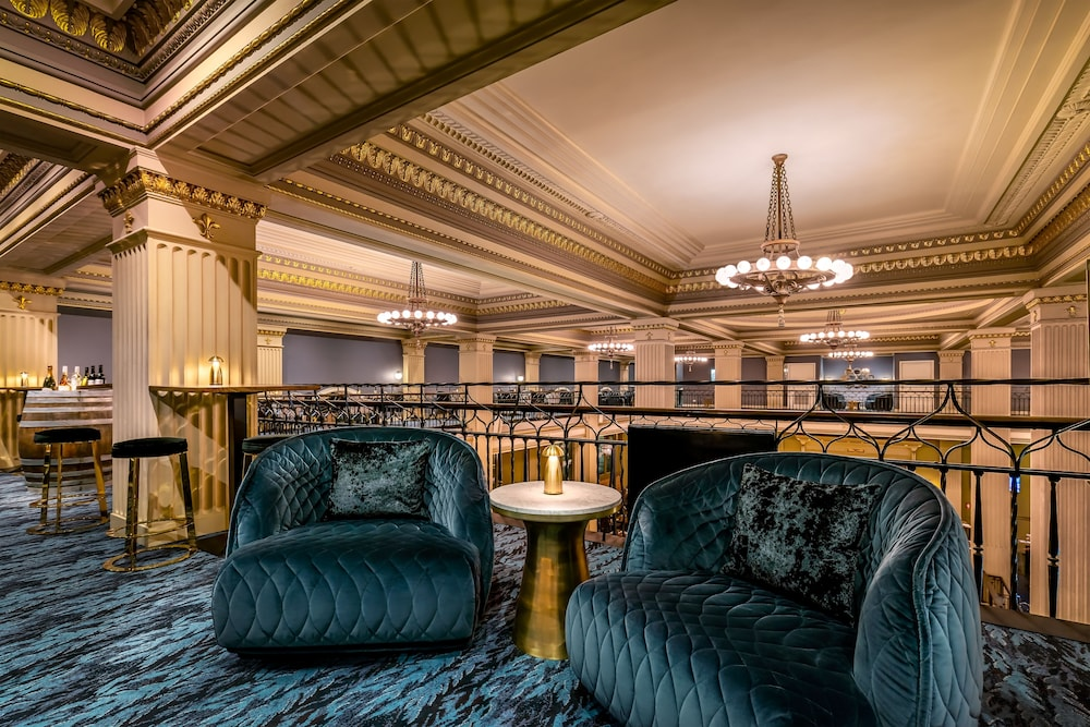 Lounge, Treasury on Collins Apartment Hotel
