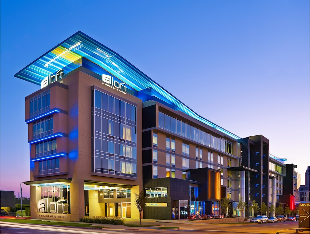 Aloft Oklahoma City Downtown Bricktown Deals Reviews Oklahoma City