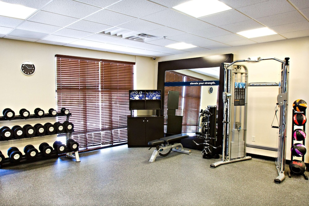 Fitness Facility, Hampton Inn & Suites Salt Lake City/Farmington, UT