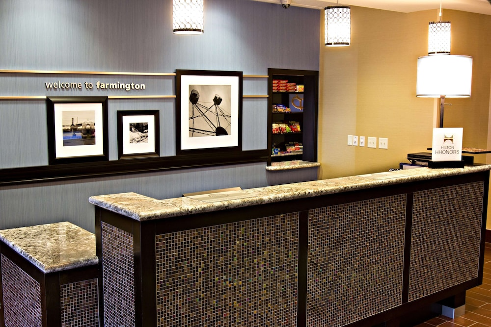 Reception, Hampton Inn & Suites Salt Lake City/Farmington, UT