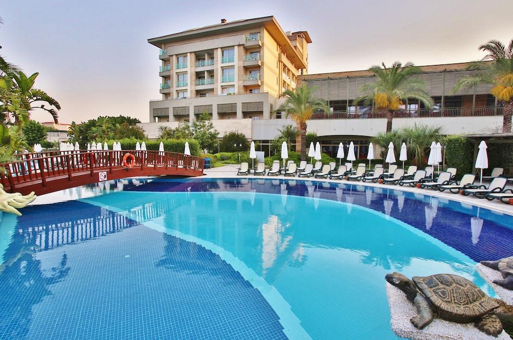 Sunis Kumkoy Beach Resort Spa Турция Сиде отзывы