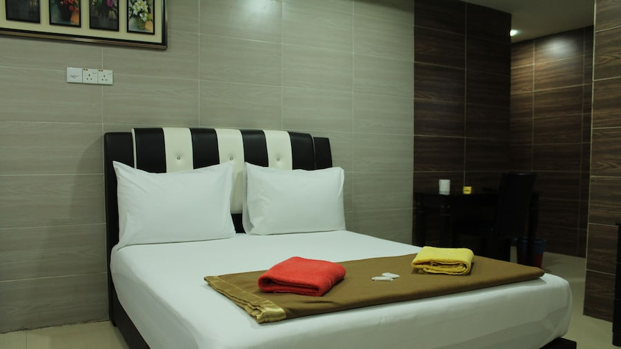 沙登商务酒店