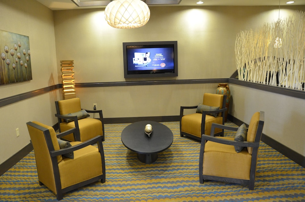 Featured Image, Holiday Inn Express Hotel & Suites Goldsboro - Base Area
