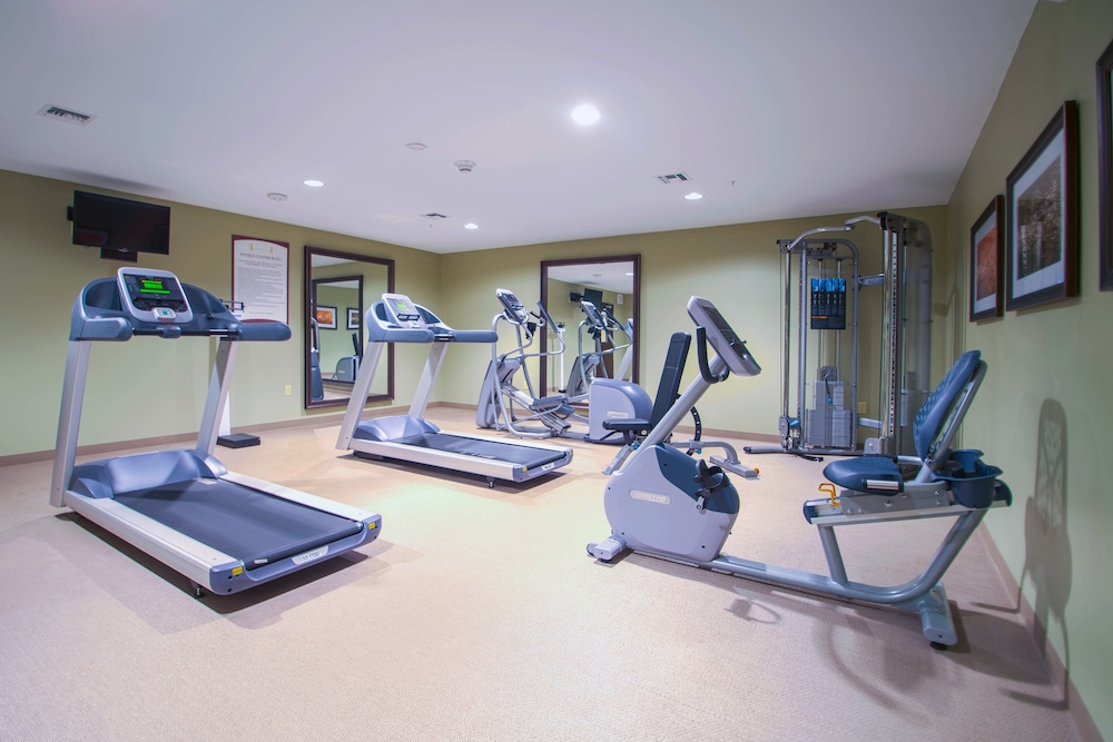 Fitness Facility, Staybridge Suites Denver-Central Park