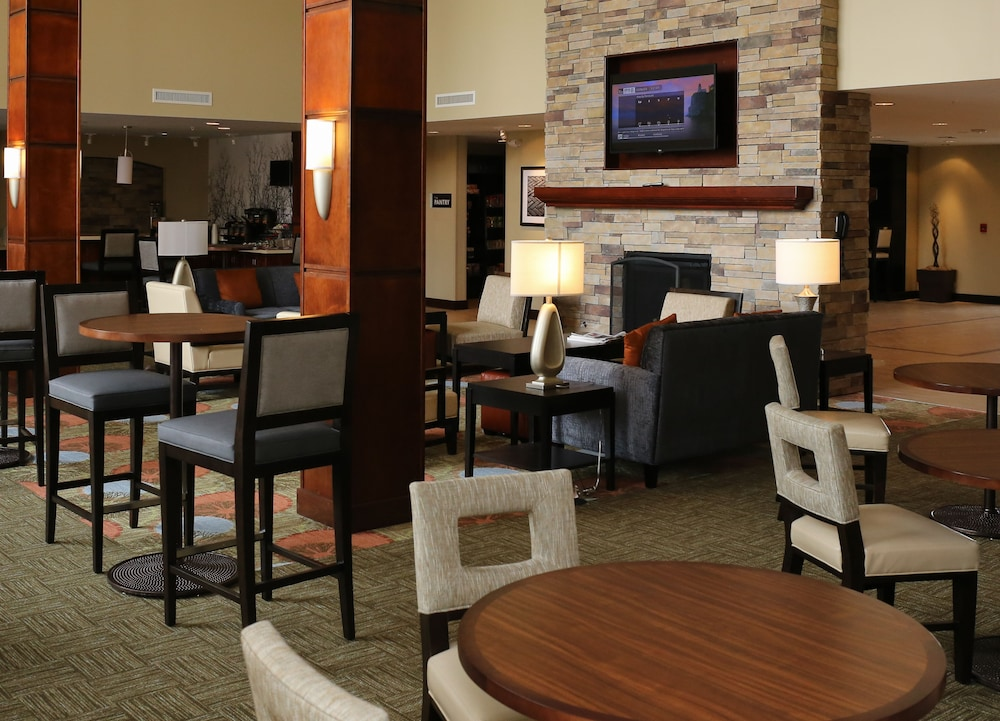 Lobby Lounge, Staybridge Suites Denver-Central Park