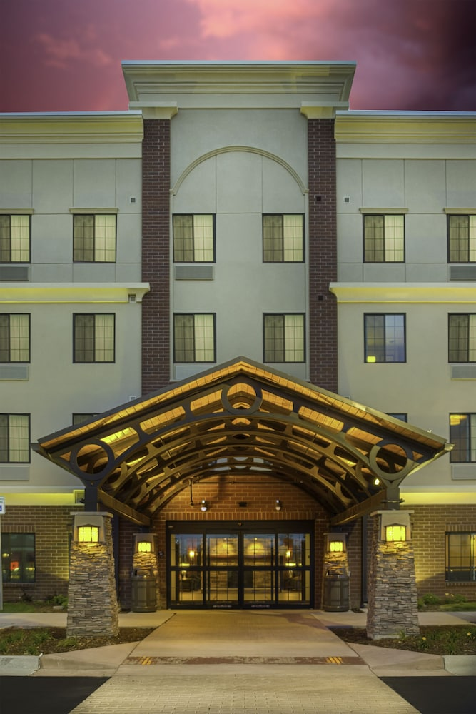 Property Entrance, Staybridge Suites Denver-Central Park