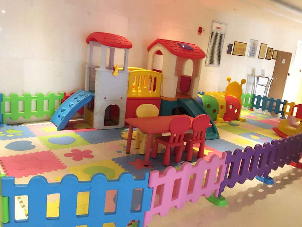 Children's Play Area - Indoor, Four Points By Sheraton Bijie