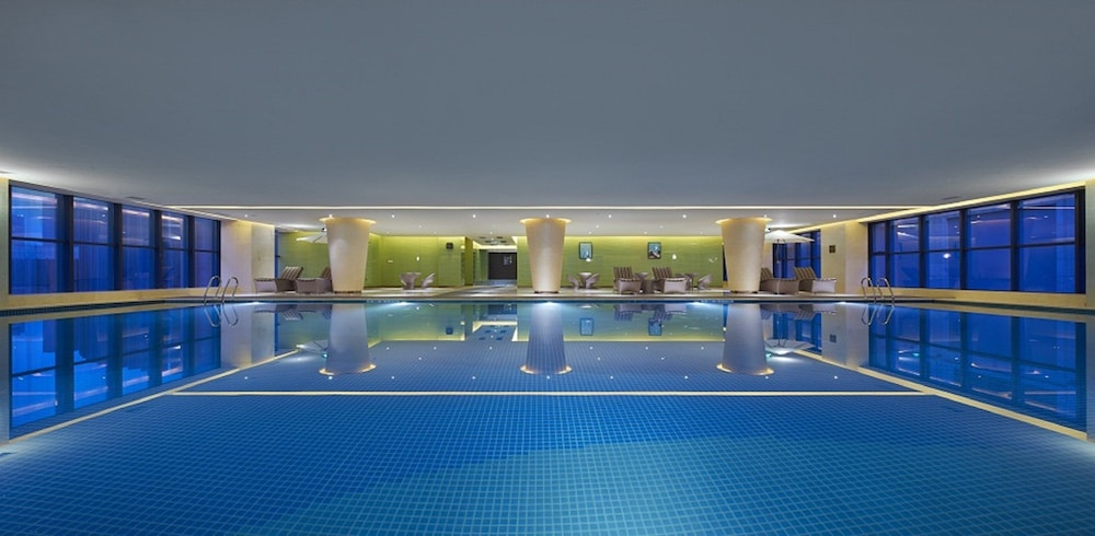 Pool, Four Points By Sheraton Bijie