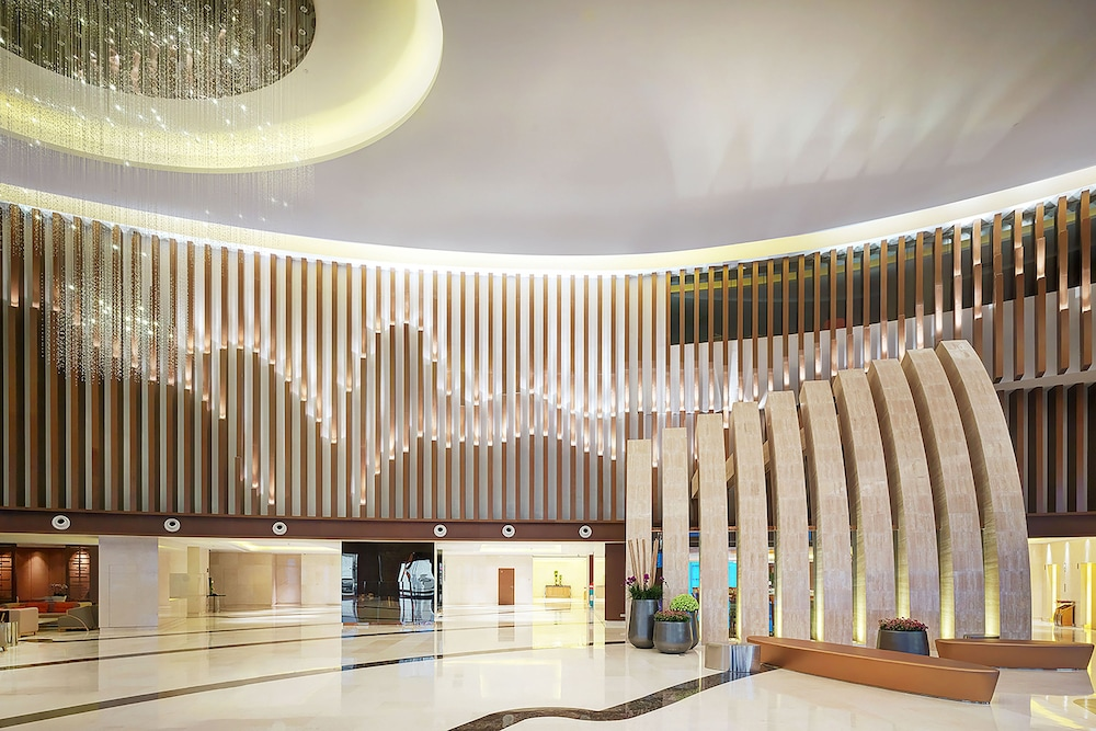 Lobby, Four Points By Sheraton Bijie