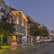 イスタンブール ホリデイ ホテル