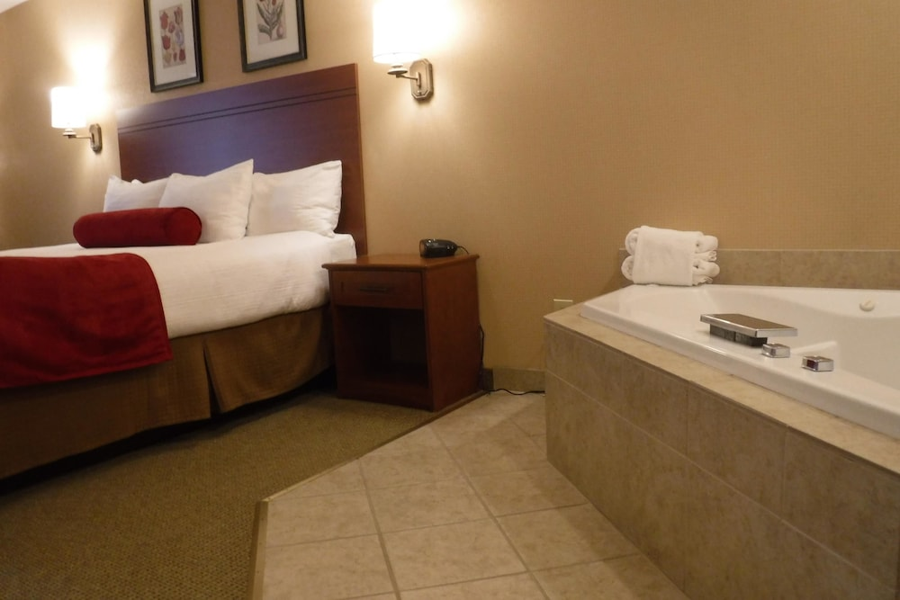 Jetted Tub, Best Western Plus Skagit Valley And Convention Center