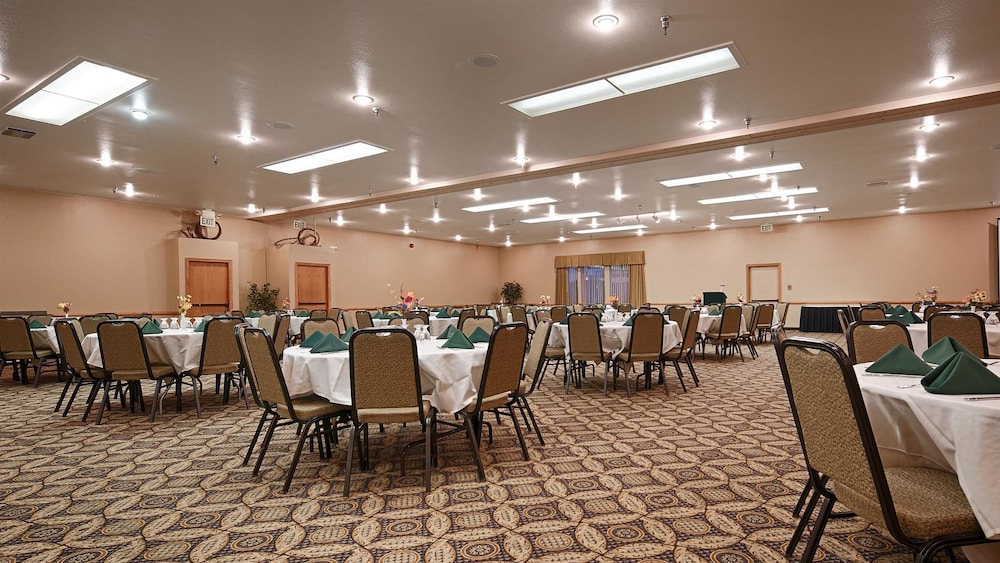 Meeting Facility, Best Western Plus Skagit Valley And Convention Center