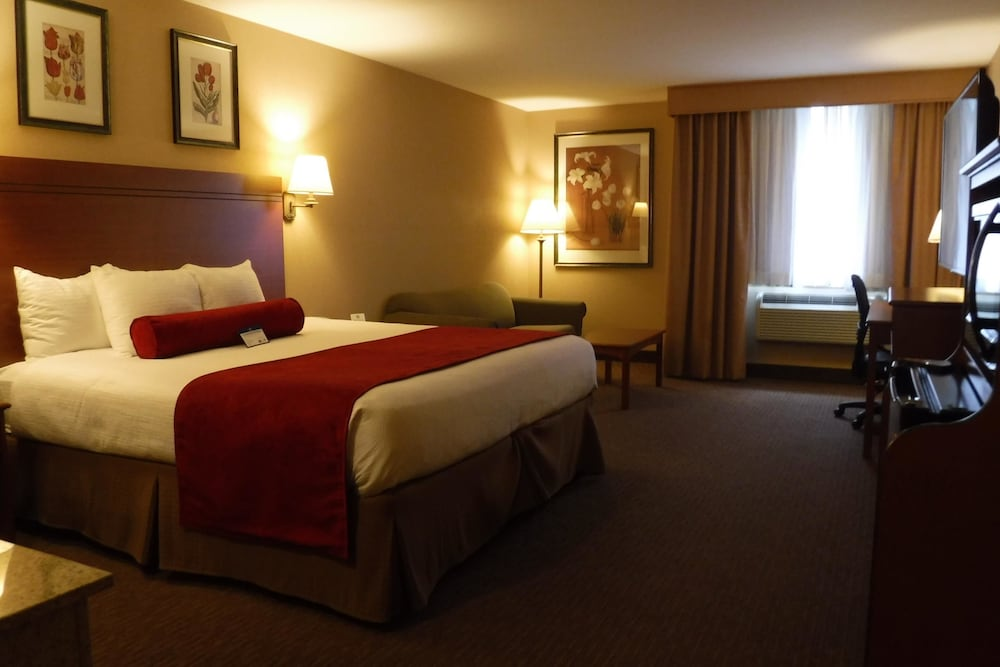 Room, Best Western Plus Skagit Valley And Convention Center