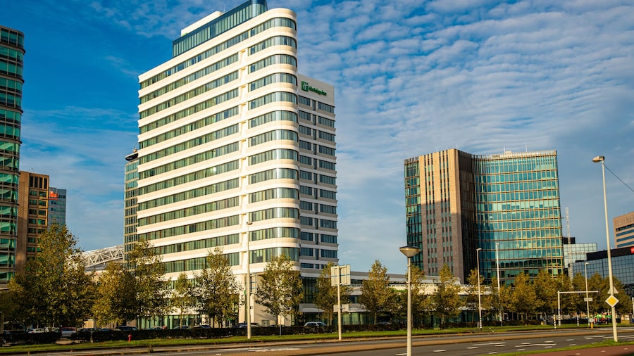 Holiday Inn Express Amsterdam - Arena Towers, an IHG Hotel