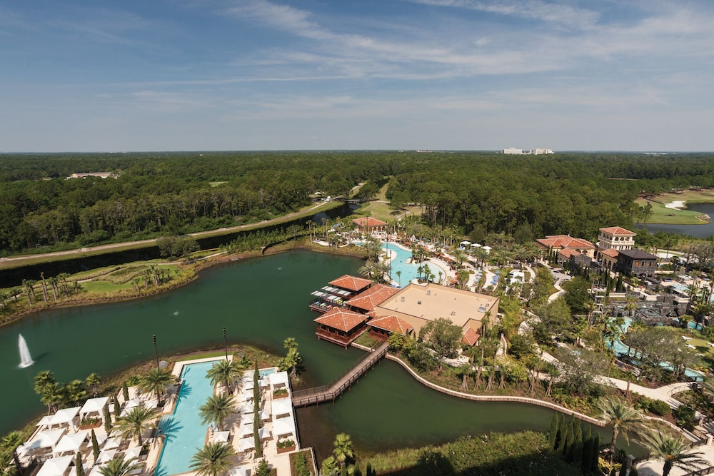 Aerial View, Four Seasons Resort Orlando at WALT DISNEY WORLD® Resort