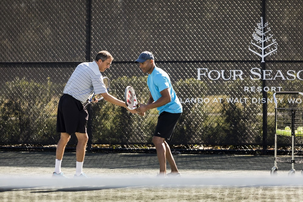 Tennis Court, Four Seasons Resort Orlando at WALT DISNEY WORLD® Resort