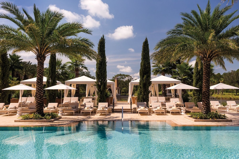 Outdoor Pool, Four Seasons Resort Orlando at WALT DISNEY WORLD® Resort