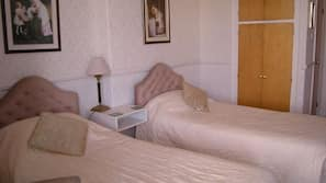 Iron/ironing board, free cots/infant beds, rollaway beds, free WiFi