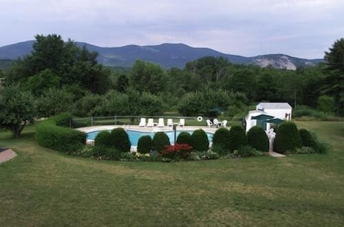 Outdoor Pool, Briarcliff Motel
