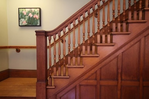 Staircase, Snapdragon Inn