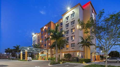 Best Western Plus Kendall Airport Hotel Suites