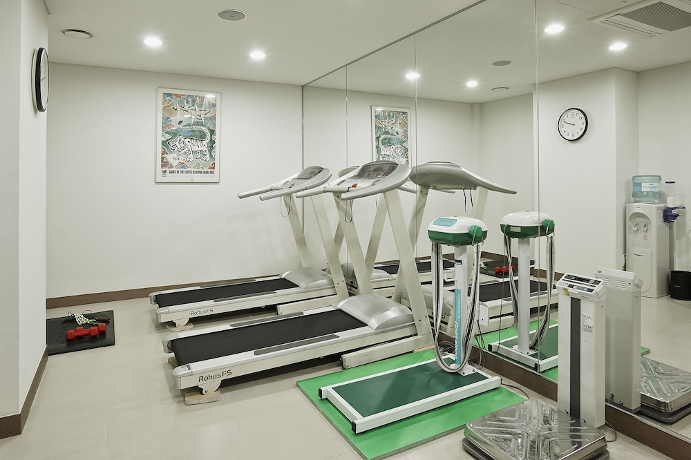 Fitness Facility, The Summit Hotel Seoul Dongdaemun