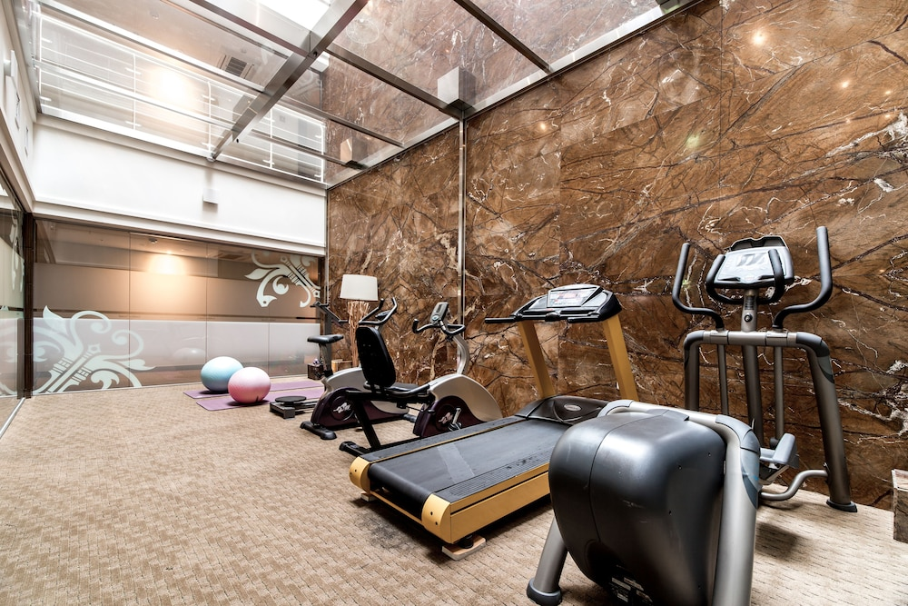Fitness Facility, Golden Seoul Hotel