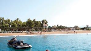 Privatstrand, kostenloser Shuttle zum Strand, Cabañas (kostenlos)