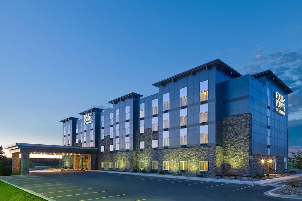 Four Points By Sheraton Williston In Williston Hotel Rates Reviews On Orbitz