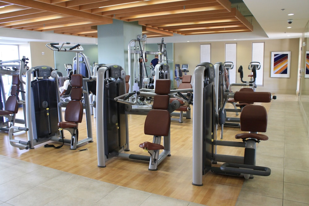 Gym, Ala Moana Hotel by LSI Resorts