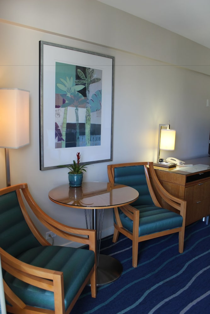 Living Area, Ala Moana Hotel by LSI Resorts