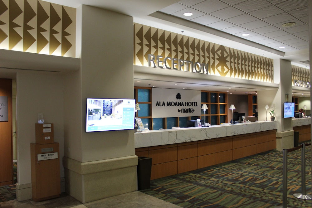 Reception, Ala Moana Hotel by LSI Resorts