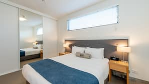 In-room safe, desk, iron/ironing board, free cots/infant beds