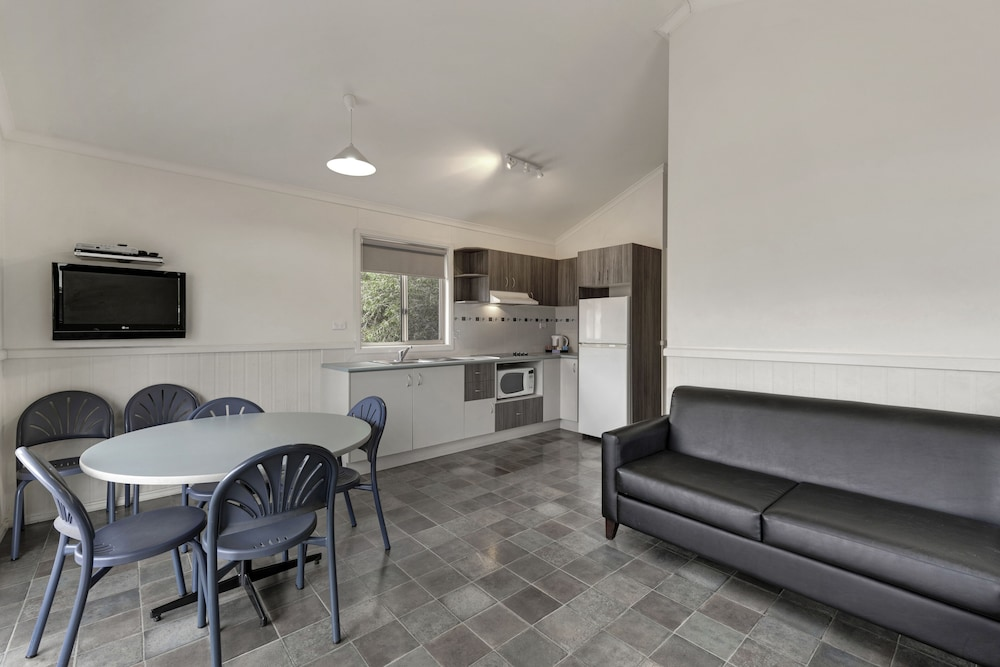 Living Area, Discovery Parks - Dubbo