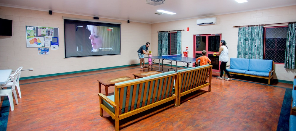 Game Room, Discovery Parks - Dubbo